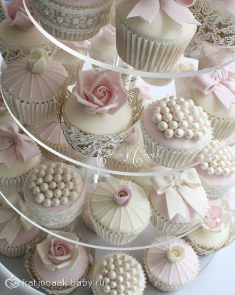 Капкейки cupcake – это маленькие